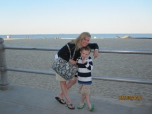 Maureen & Monte at VA Beach