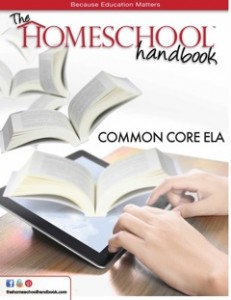 Cover from Common Core ELA THH July August 2014