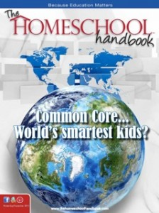 Cover from Common Core World's Smartest THH NovDec 2013