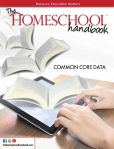 Cover from Data Common Core THH July August 2014